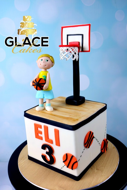 Basketball Cake Orig