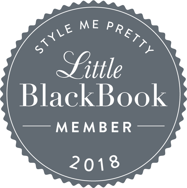 Little Black Book Style Me Pretty 2018