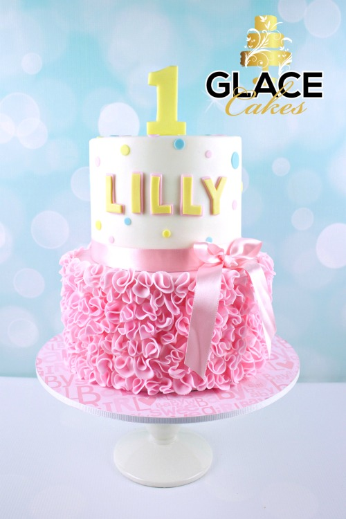 LILLY BDAY CAKE