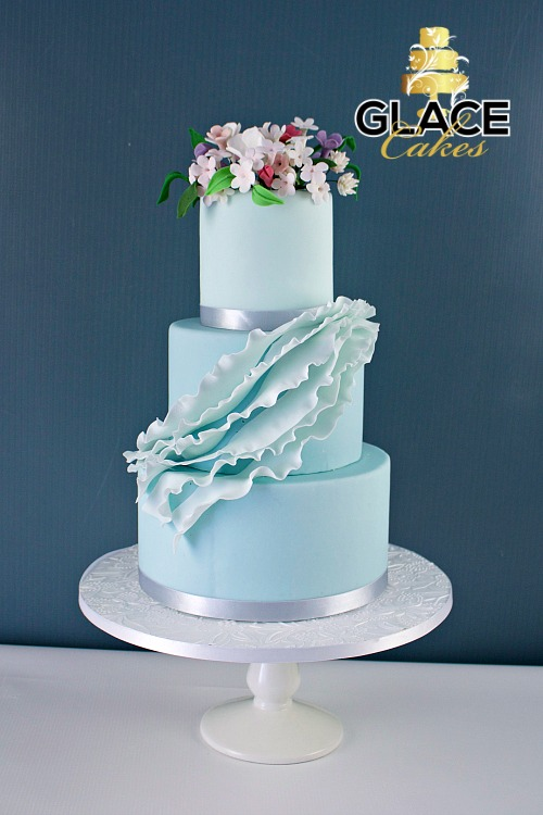 Montauk wedding cake
